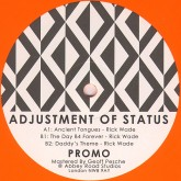 rick-wade-adjustment-of-status-ep-landed-records-cover