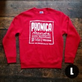 phonica-records-phonica-records-sweatshirt-red-large-size-phonica-merchandise-cover