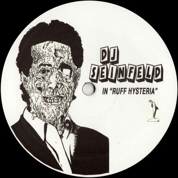 Dj Seinfeld Ruff Hysteria Natural Sciences Vinyl Records