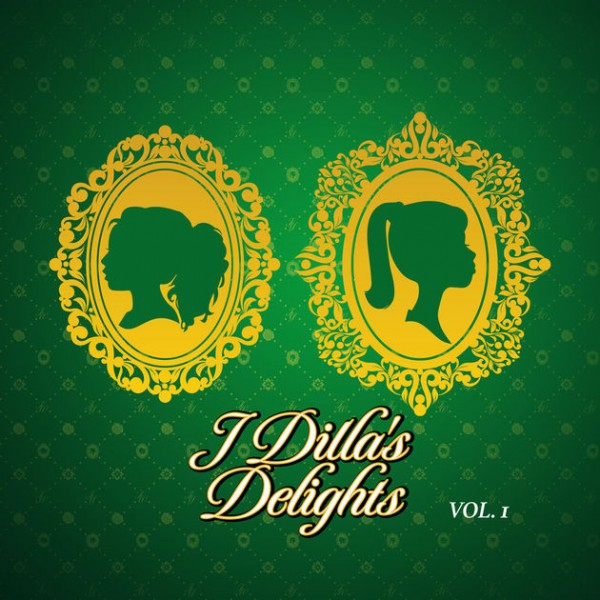 j-dilla-j-dillas-delights-vol-1-lp-black-friday-green-vinyl-yancey-media-group-cover