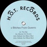 2-bitches-from-queens-the-dip-women-on-drums-hot-records-cover