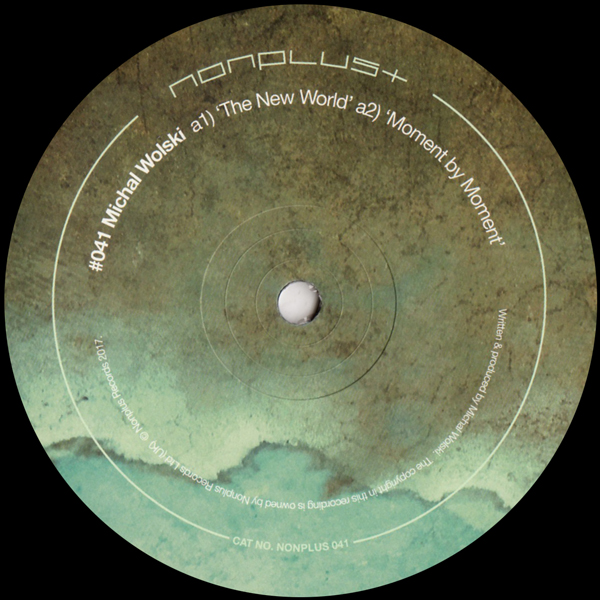 michal-wolski-the-new-world-non-plus-records-cover