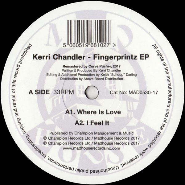 kerri-chandler-fingerprintz-ep-madhouse-cover