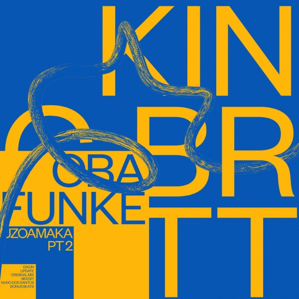 King Britt Presents Oba Funke* Obafunke - Bush Workout
