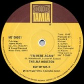 thelma-houston-im-here-again-danny-krivit-edit-tamla-motown-cover