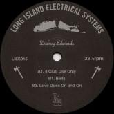 Delroy Edwards 4 Club Use Only L I E S Vinyl Records