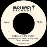 julian-marley-king-tubby-violence-in-the-street-rude-bwoy-records-cover
