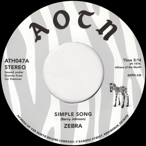 zebra-simple-song-athens-of-the-north-cover