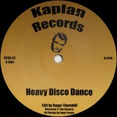 roger-thornhill-waxist-heavy-disco-dance-rumours-kaplan-records-cover