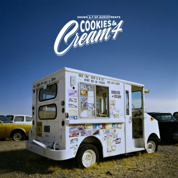 shuko-f-of-audiotreats-cookies-cream-4-for-the-love-of-it-cover