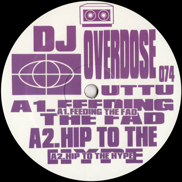 dj-overdose-feeding-the-fad-unknown-to-the-unknown-cover