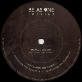 markus-suckut-watching-the-sunset-ep-be-as-one-cover
