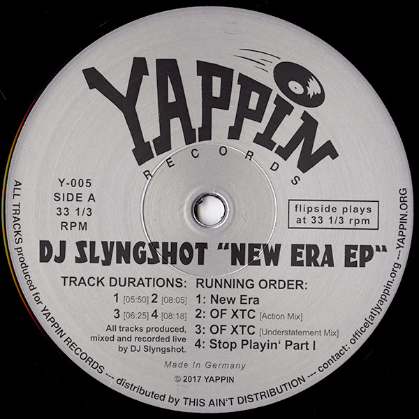 dj-slyngshot-new-era-ep-yappin-records-cover