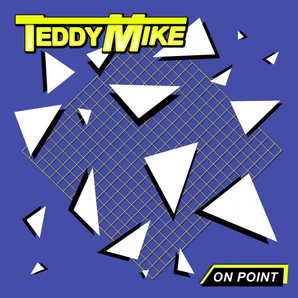 teddy-mike-on-point-lp-neon-finger-cover