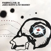 james-murphy-pat-mahoney-fabric-live-36-cd-fabric-cover