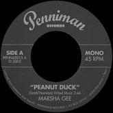 marsha-gee-peanut-duck-penniman-records-cover