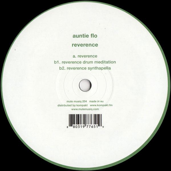 Auntie Flo Reverence Mule Musiq Vinyl Records