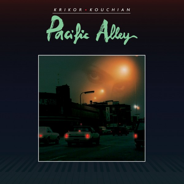 krikor-kouchian-pacific-alley-lp-lies-cover