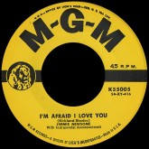 jimmie-newsome-im-afraid-i-love-you-long-gone-lonesome-blues-mgm-records-cover