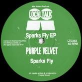 purple-velvet-sparks-fly-ep-local-talk-cover