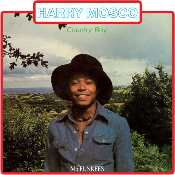 Harry Mosco Country Boy Mr Funkees Lp Pmg Records
