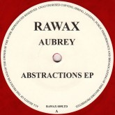 aubrey-abstractions-ep-rawax-cover
