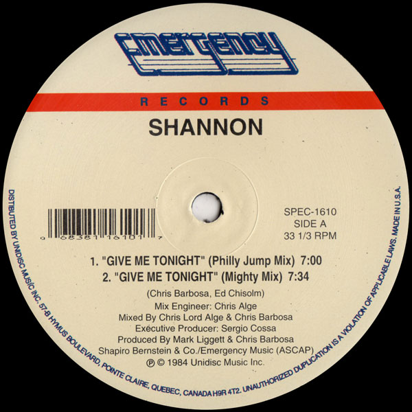 shannon-give-me-tonight-unidisc-cover
