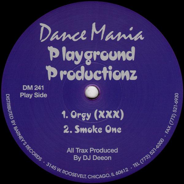 playground-productionz-dj-deeon-orgy-xxx-dance-mania-cover