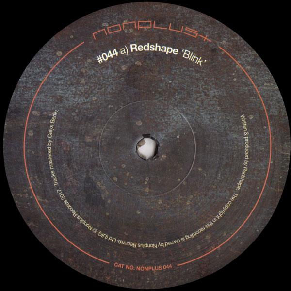 redshape-blink-non-plus-records-cover