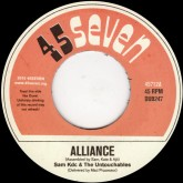 sam-kdc-the-untouchables-alliance-suffa-ray-shun-45-seven-cover