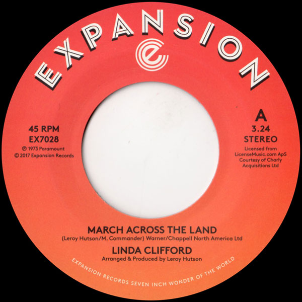 linda-clifford-march-across-the-land-only-fooling-myself-expansion-cover