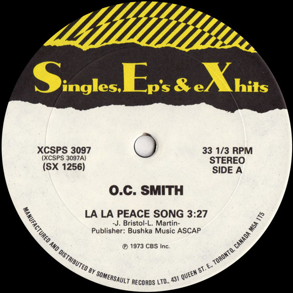 earth-wind-fire-oc-smith-sun-goddess-la-la-peace-song-somersault-records-cover