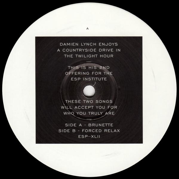 Damien Lynch Brunette Forced Relax Esp Institute Vinyl
