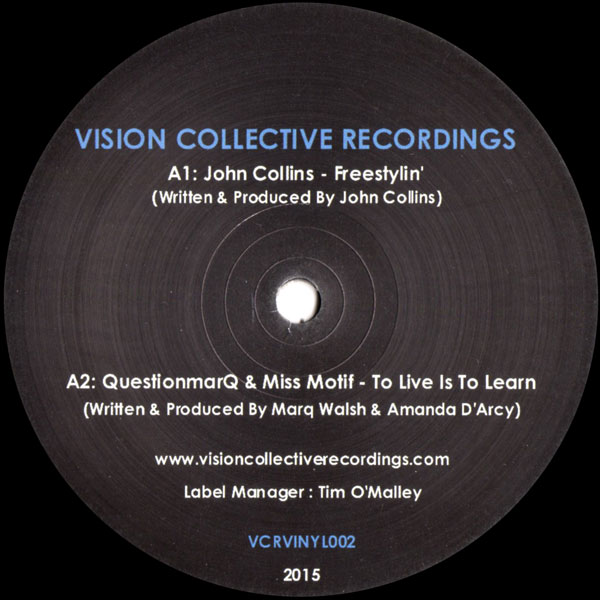 john-collins-various-artists-the-perception-ep-vision-collective-cover