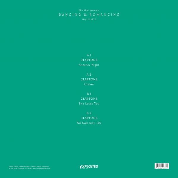 claptone-shir-khan-presents-dancing-romancing-vinyl-3-pre-order-exploited-cover