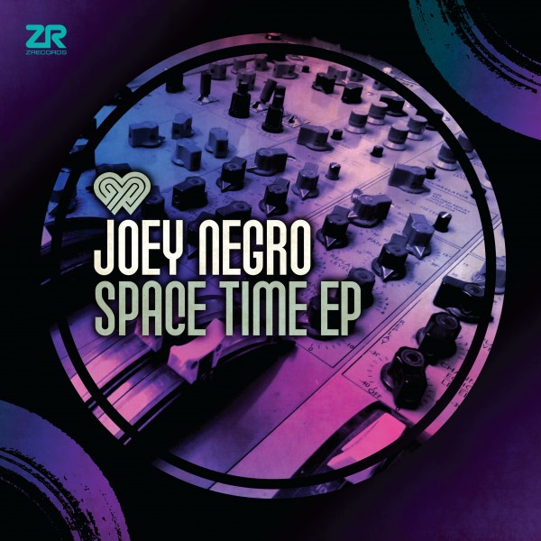 joey-negro-space-time-ep-z-records-cover