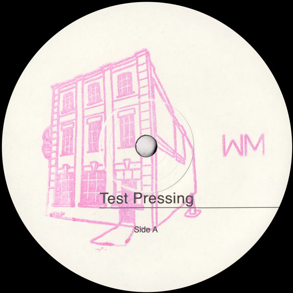 mella-dee-woodlands-ep-test-pressing-warehouse-music-cover