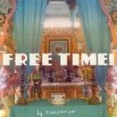 pinkunoizu-free-time-lp-full-time-hobby-cover
