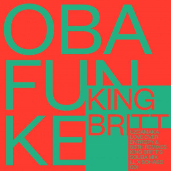 King Britt Presents Oba Funke Obafunke CosmoAfrique
