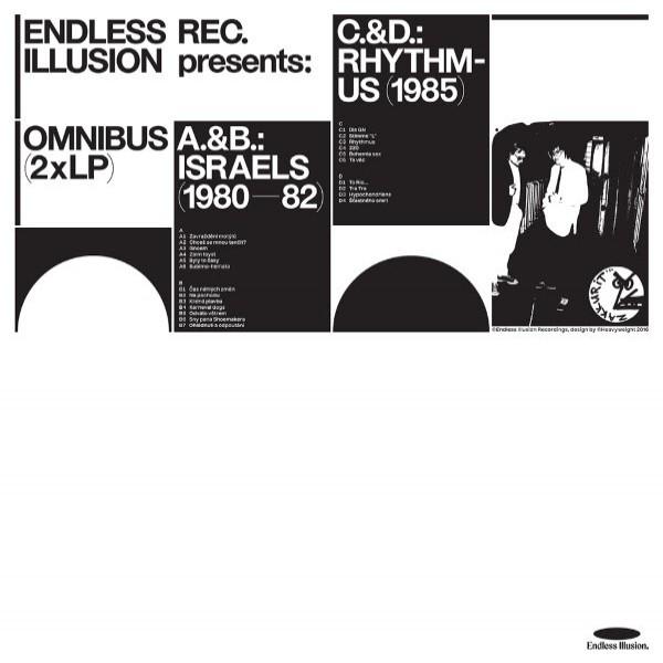omnibus-israels-rhythmus-1980-1985-lp-endless-illusion-cover