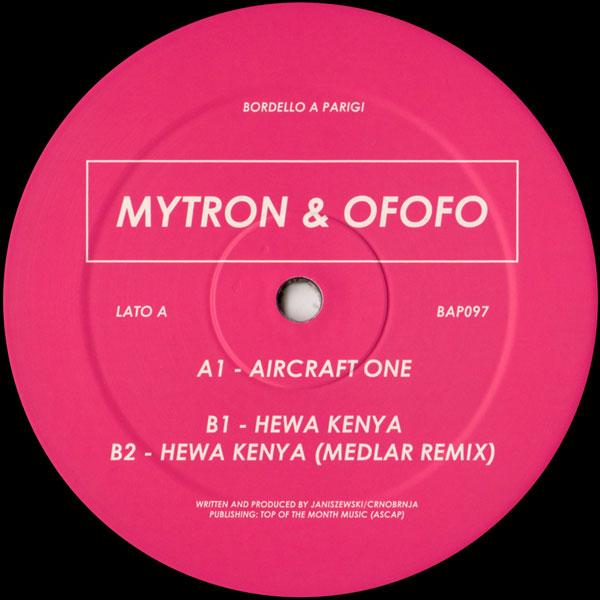 mytron-ofofo-aircraft-one-hewa-kenya-medlar-remix-bordello-a-parigi-cover