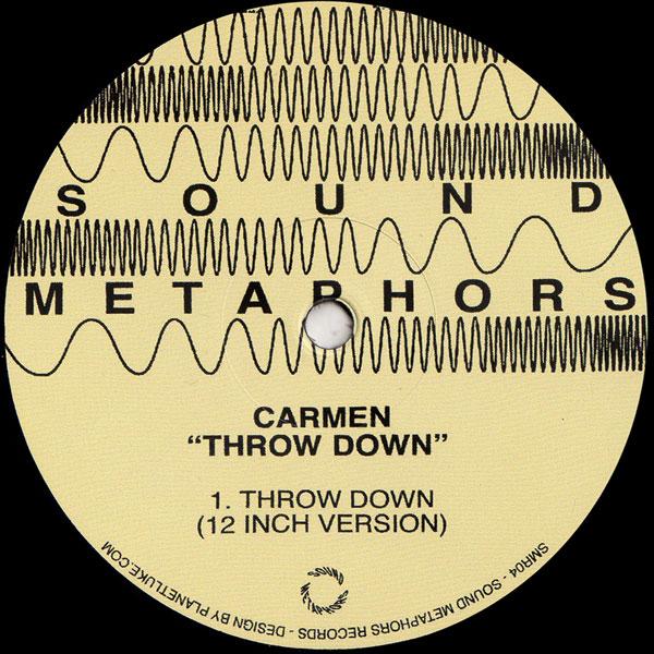 carmen-throw-down-sound-metaphors-cover