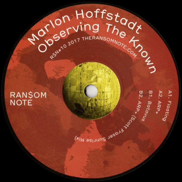 marlon-hoffstadt-observing-the-known-inc-scott-fraser-remix-ransom-note-records-cover