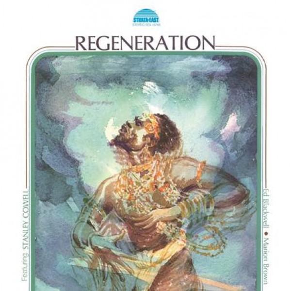 stanley-cowell-regeneration-lp-pure-pleasure-cover