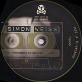simon-weiss-yesterday-is-around-home-taping-is-killing-music-cover