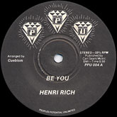 henri-rich-be-you-cuebism-re-edit-ppu-records-cover