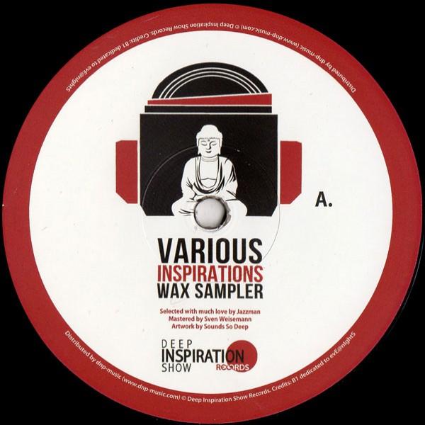 various-artists-various-inspirations-wax-sampler-deep-inspiration-show-records-cover